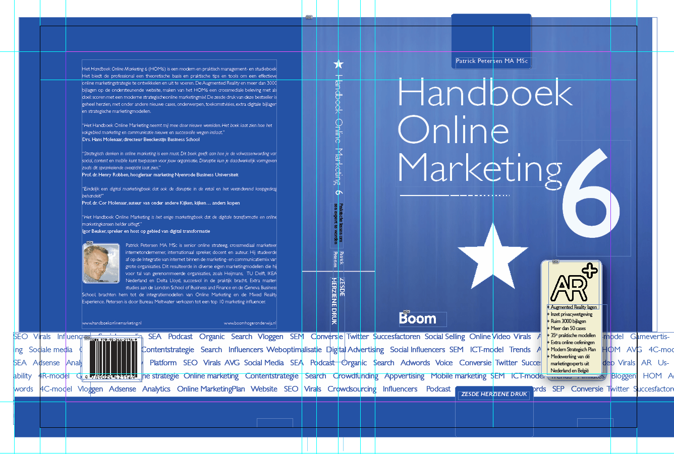 Samen met uitgever Boom Amsterdam: bestseller van bureau AtMost op gebied van online marketing