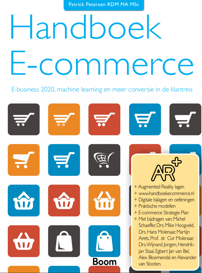 NIEUW! Handboek E-commerce, E-business 2020, machine learning en meer conversie in de klantreis