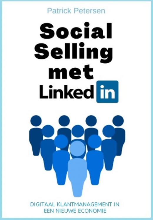 Bureau AtMost biedt uniek boek over Social Selling met LinkedIn #bestelnu